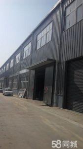 (出租)出租上马台工业园7200平米独门独院带天车厂房