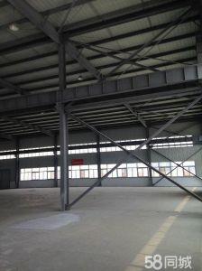 (出租)出租下朱庄独栋砖混结构带天车1600平米厂房
