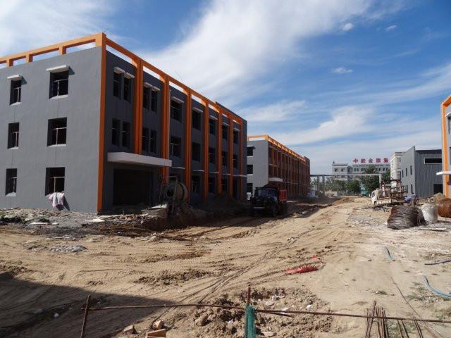河间市尊祖庄经济开发区标准化厂房(出租或出售)