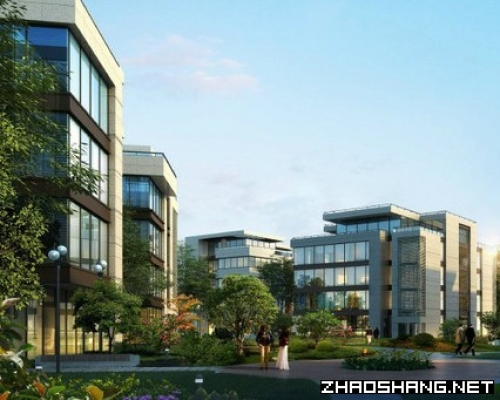 生态独栋,可注册公司、研发、办公,环境优美