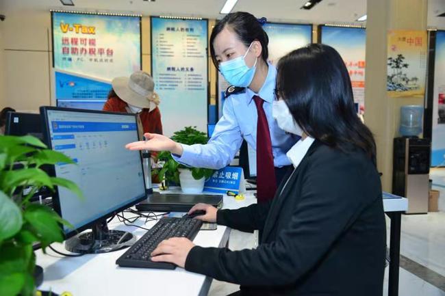 投资创业生活两地通 税收便利促粤港澳大湾区合作发展